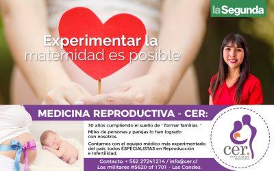 Experimentar la maternidad es posible