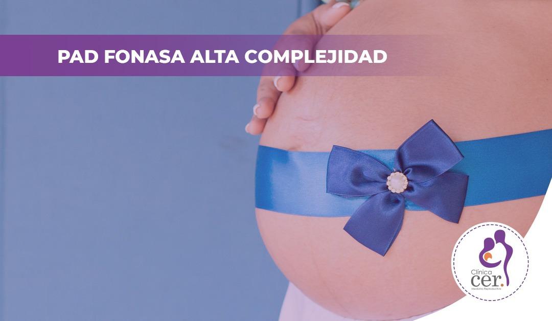 Tratamientos de fertilidad asistida con Bonos Fonasa